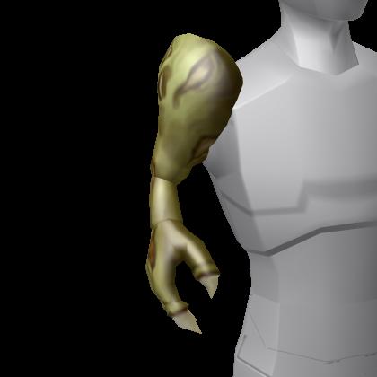 T Rex Skeleton Right Arm Roblox